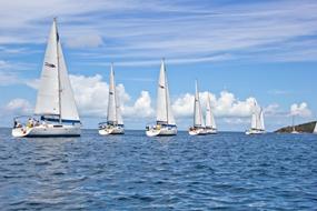 Sailors of the Sea - Interline Regatta